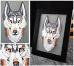Commissions: 3D - Portrait - Zinare