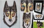 Commissions: 3D - Portrait - Kenai by SaQe