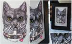 Commissions: 3D - Portrait - Velvet
