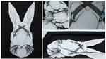 3D - Portraits: Graffiti Rabbit