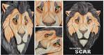 3D - Portraits: Scar