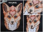3D - Portraits: Vulpix