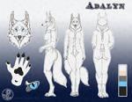 RR Character sheets: Adalyn