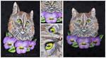 Commissions: 3D portraits - Murphy