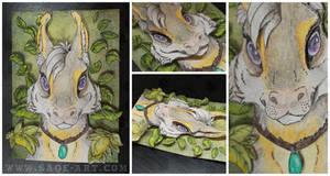 Commissions: 3D - Portrait - Cowmouth