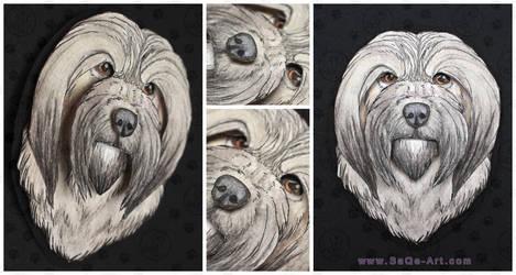 Commissions: 3D - Portrait - Telle