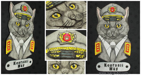 Commissions: 3D - Portrait - General Meow