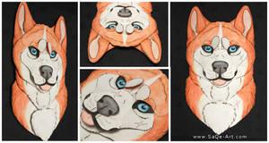3D - Portraits: Orion