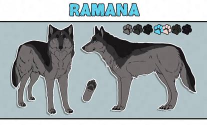 Characters: Ramana