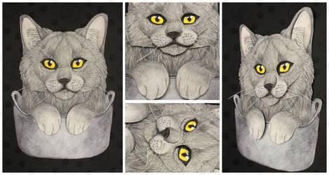 Commissions: 3D - Portrait - Pata