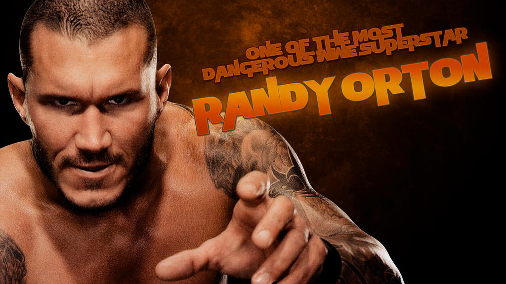 Randy Orton HD Wallpaper By Dmitrykozin99