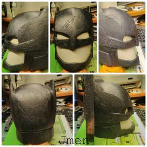 Batman Heavy Helmet by Jmen