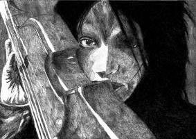 Violin by PsychoDelirium