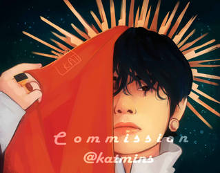 Taehyung commission by sweets7u7