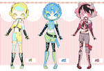Vocaloid adoptables CLOSED thanks!
