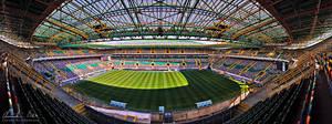 Jose Alvalade Stadium Lisbon