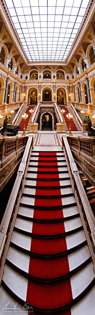 National Museum Prague by Nightline