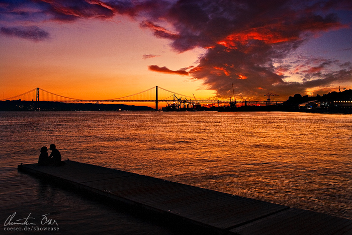 Lisbon Love by Nightline