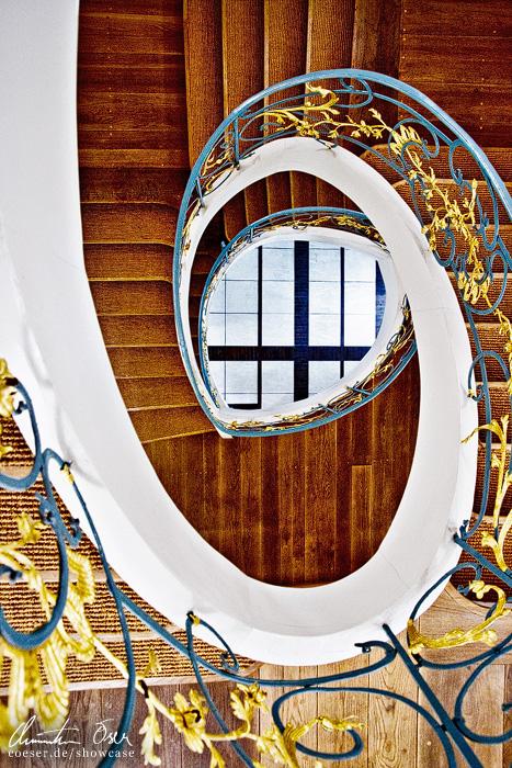 Stairs of Art by Nightline