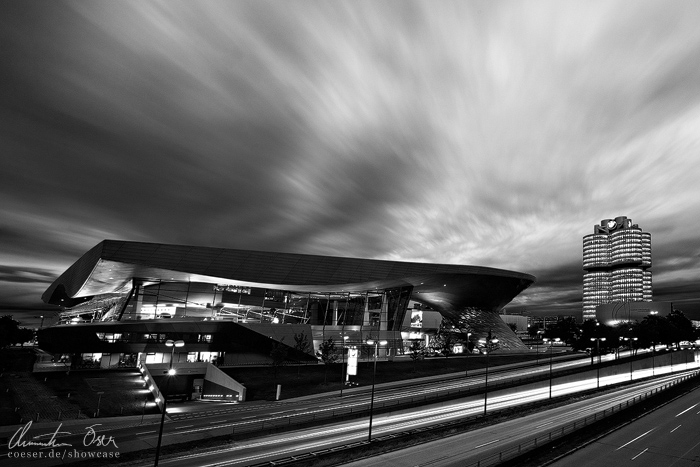 BMW World by Nightline