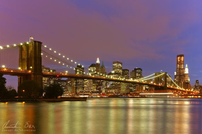 Brookly Bridge 1 by Nightline