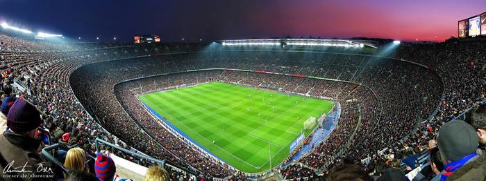 Nou Camp Stadium Barcelona 2