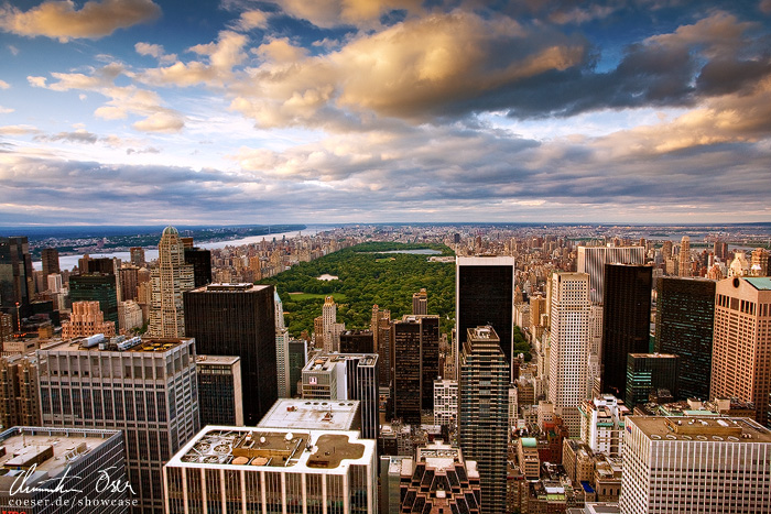 Central park by Nightline