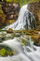 Waterfall Golling by Nightline
