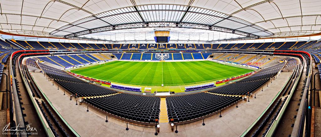 Webcam Commerzbank Arena Frankfurt