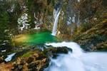 Salza Waterfall II