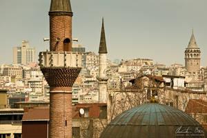 Charm of Istanbul by Nightline
