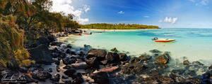 Mauritius, Ile aux cerfs
