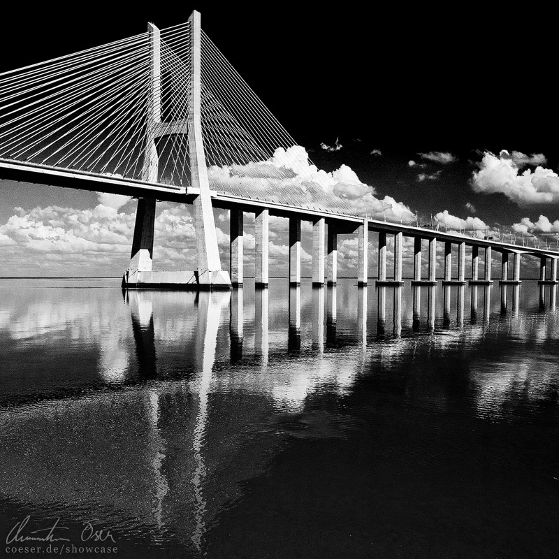 Vasco da Gama bridge 2 by Nightline