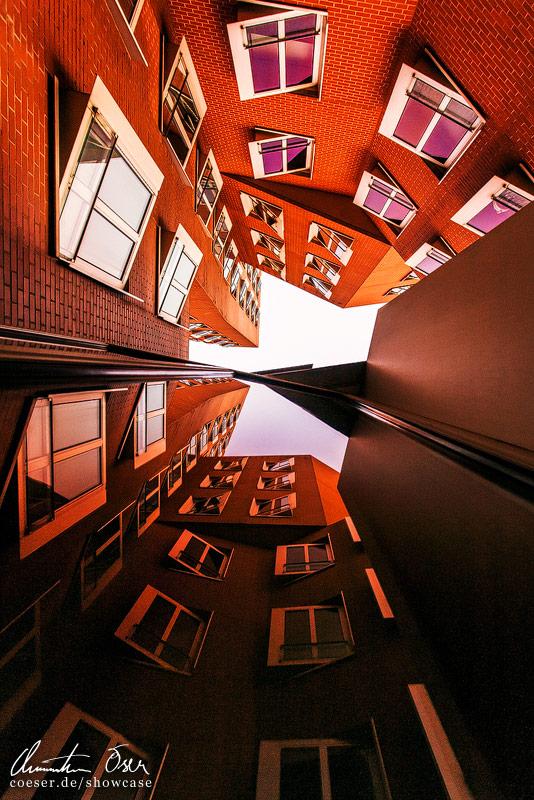 Gehry Buildings Dusseldorf 02 by Nightline