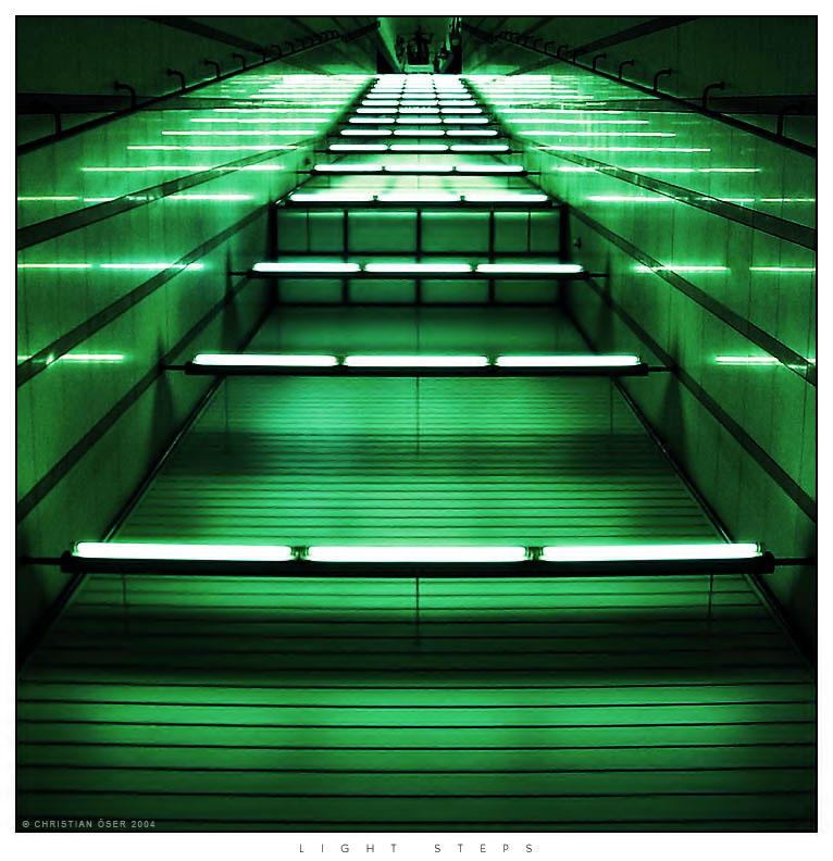 Light steps by Nightline