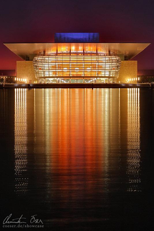 Copenhagen Opera House 3 by Nightline