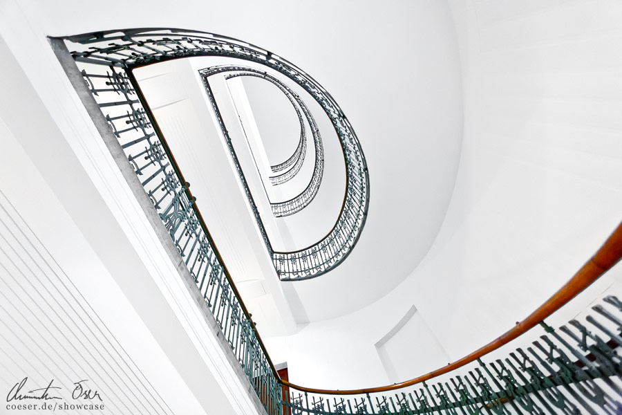 Otto Wagner Stairs 2 by Nightline