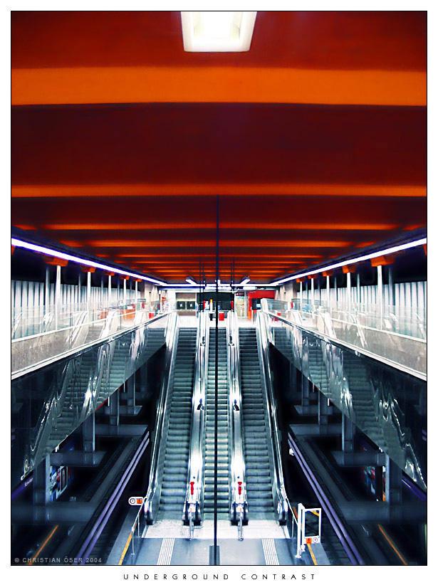 Underground Contrast by Nightline
