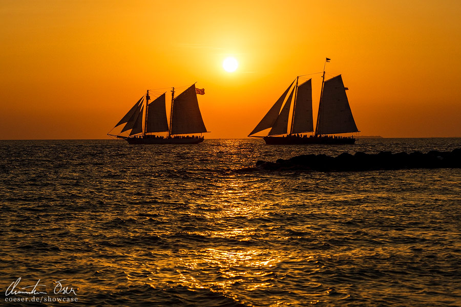 Key West Sunset 01 by Nightline