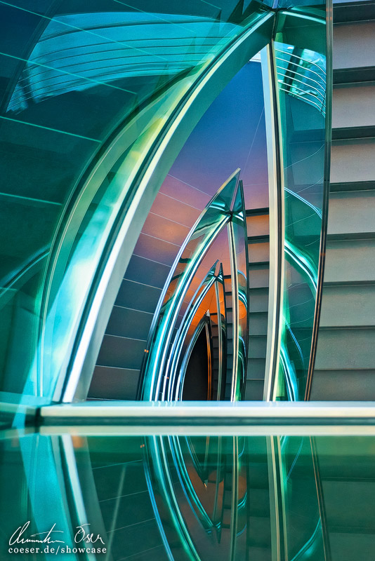 Hangar Seven Staircase 02 by Nightline