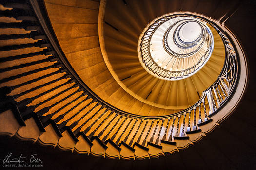 Heal's London Staircase 01