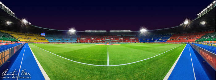 Ernst Happel Stadium 2