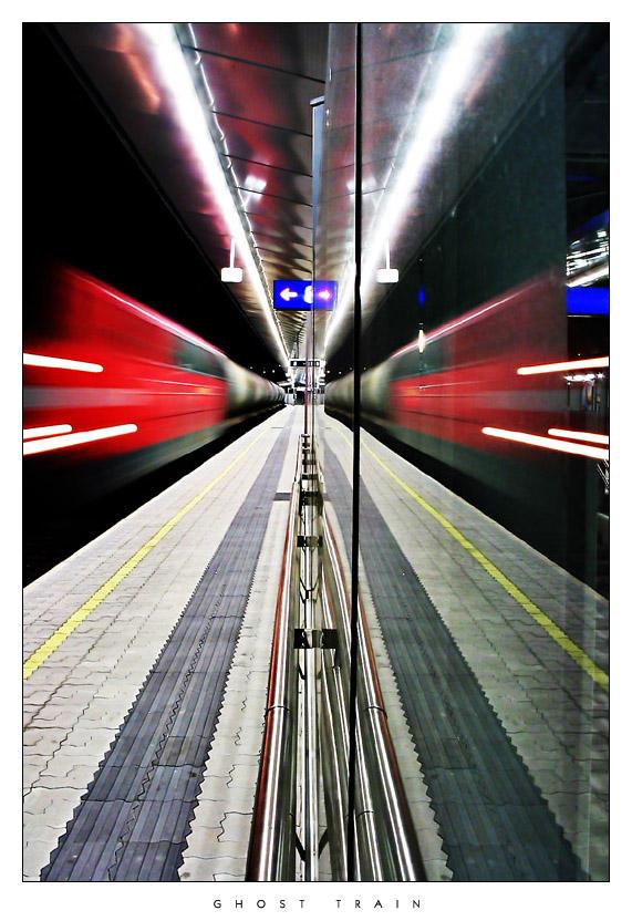 Ghost Train by Nightline