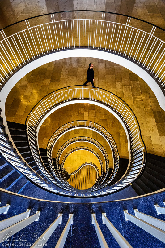 Munich Staircase 04 by Nightline