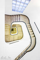 Vienna Staircase 11 by Nightline