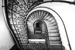 Vienna Staircase 13 by Nightline