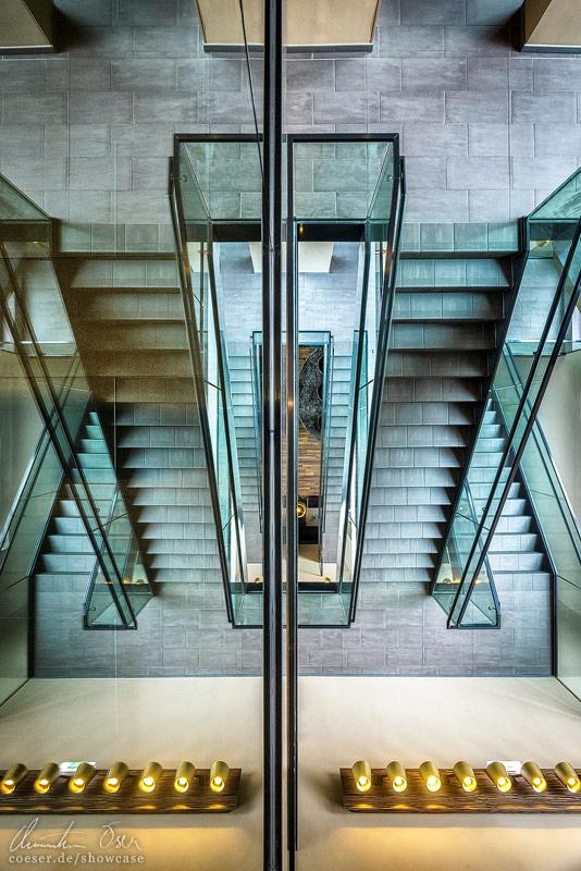 Vienna Staircase 14 by Nightline