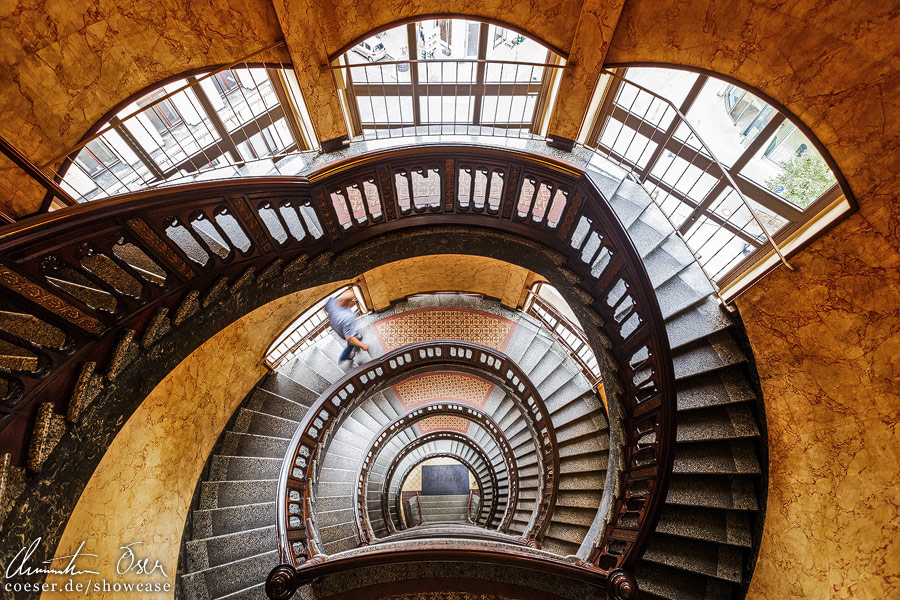 Hamburg Staircase 01 by Nightline