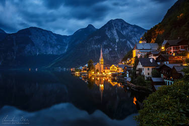 Hallstatt by Nightline