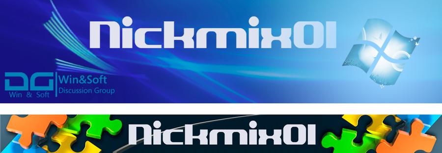 Nickmix01's Profile Picture